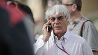 Bernie Ecclestone, il Napoleone della Formula 1