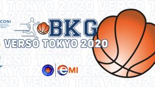 Basket Gubbio verso Tokyo 2020: si riparte a piedi e con l'app