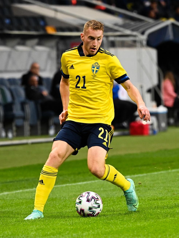 15) Kulusevski, Svezia/Juventus: 40 milioni di euro