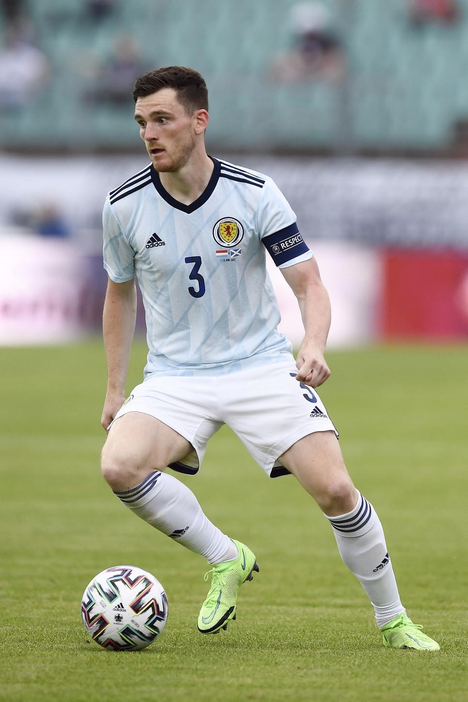 8) Robertson, Scozia/Liverpool: 65 milioni di euro