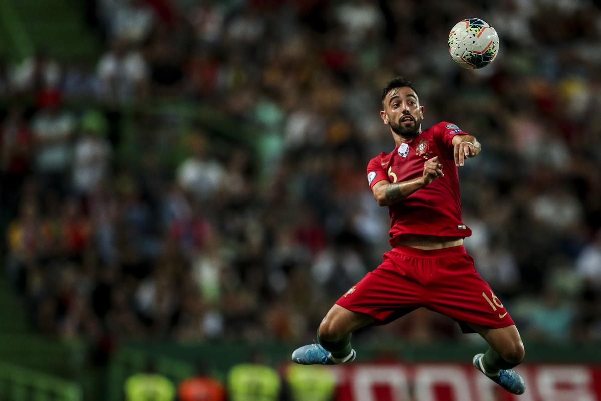 4) Bruno Fernandes, Portogallo/Manchester United: 90 milioni di euro