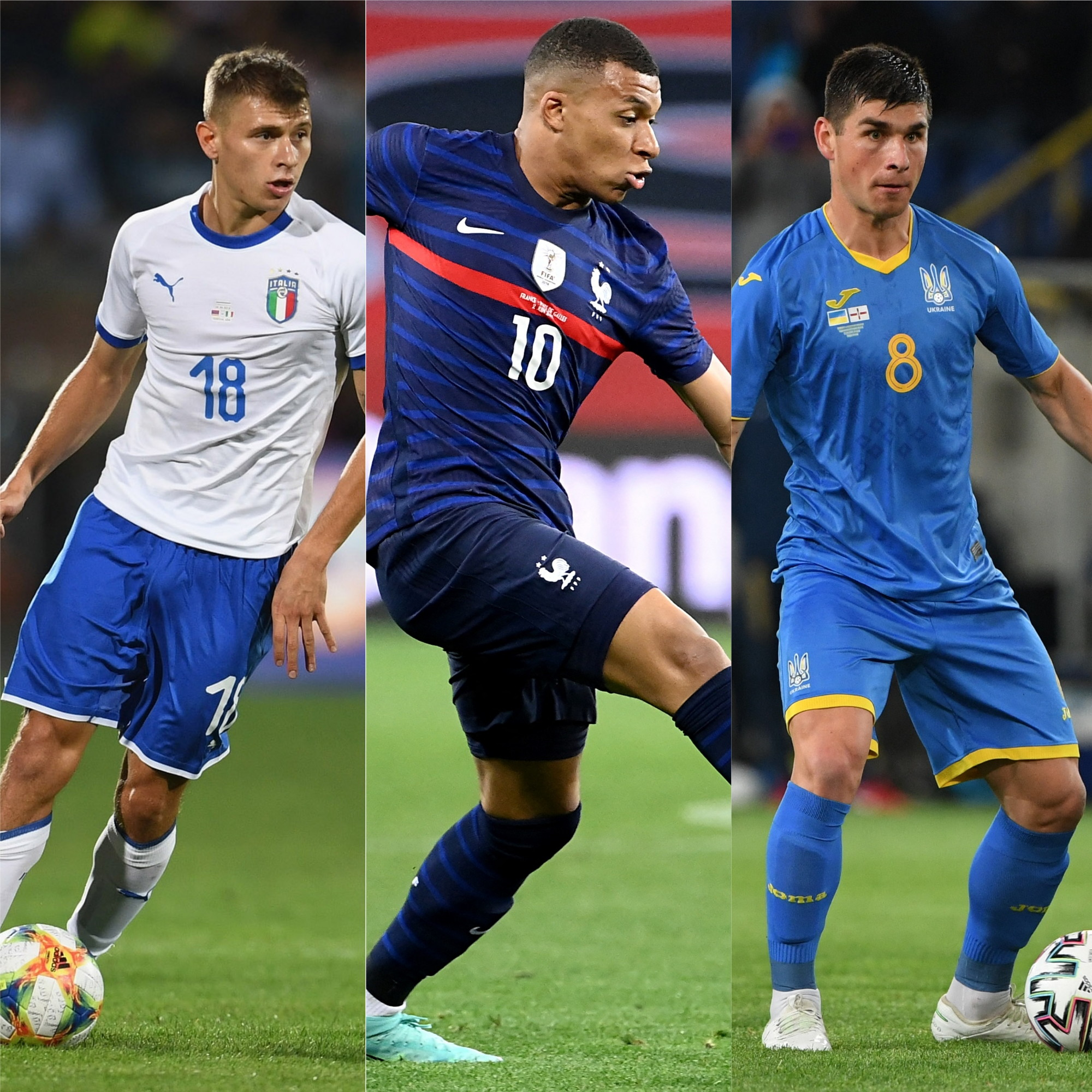 Transfermarkt, noto sito esperto di numeri e statistiche, ha indicato i 24 giocatori che valgono di pi&ugrave; delle 24 nazionali che partecipano ad Euro 2020: ecco la classifica.<br /><br />