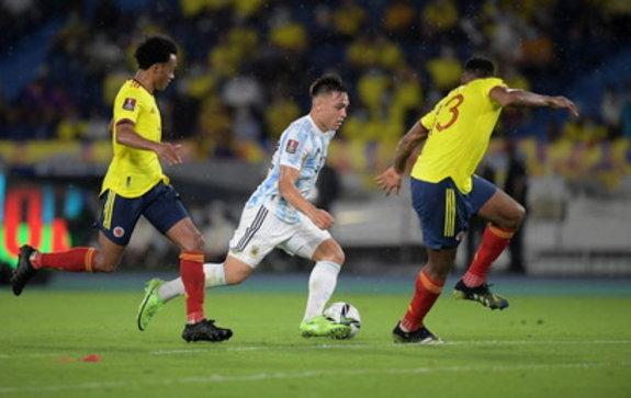 Qatar 2022: Argentina rimontata. Brasile ok in Paraguay