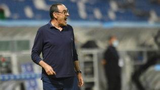La Lazio annuncia Sarri sui socialcon una... sigaretta: firma fino al 2023