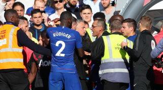 Derby Sarri-Mourinho?Un unico precedente tra i due, con rissa sfiorata