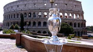Totti, Nesta, musica ed effetti pirotecnici: così la cerimonia di apertura