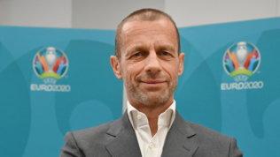 """Ceferinsaluta Euro 2020:""""Vivremo momenti meravigliosi, vinca il migliore"""""""