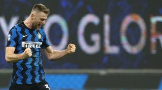 """Skriniar, idee chiare: """"Voglio restare all'Inter e difendere lo scudetto"""""""