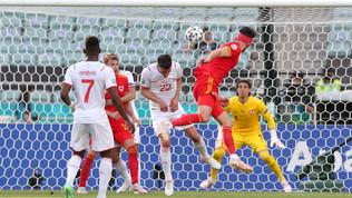 Embolo illude la Svizzera contro il Galles: col pari sorride l'Italia