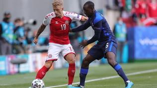 Bolide Eriksen, è assedio danese: Danimarca-Finlandia 0-0 LIVE