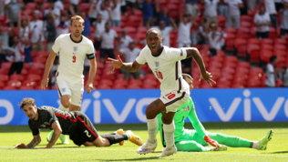 Inghilterra, buona la prima: Sterling stende la Croazia a Wembley