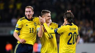 "Kulusevski e Svanberg ""stanno bene"": parteciperanno a Euro 2020"