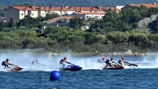 Il campionato Mondiale Aquabike riparte da Olbia