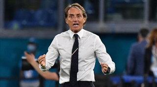 "Mancini: ""Verrattiin gruppo da 3-4 giorni. Già pronto? Sta bene..."""