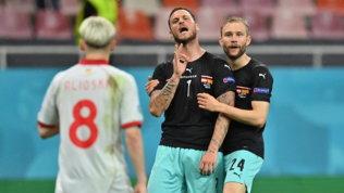 Arnautovic nel mirino della Uefa: aperto procedimento disciplinare