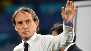 """Mancini alza l'attenzione: """"Con la Svizzera è sempre difficile"""""""