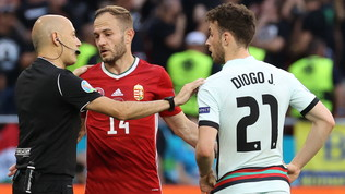 Ungheria-Portogallo: le foto del match