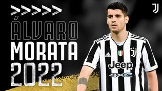 Juve-Morata fino al 2022: ufficiale il rinnovo del prestito