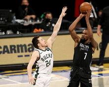 Nba: Durant è devastante, Brooklyn vince gara-5 e torna avanti nella serie