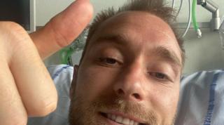 """Hjulmand: """"Eriksen ci guarderà dall'ospedale, abbiamo parlato di Lukaku"""""""