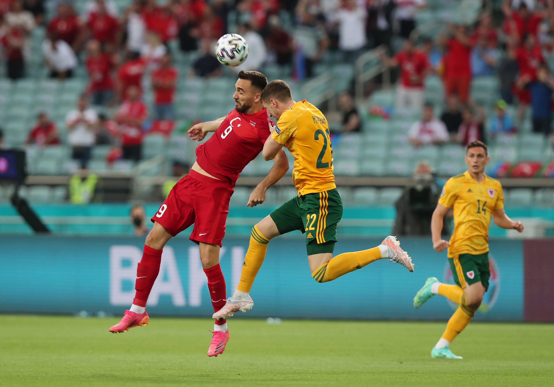 Le migliori foto di Turchia-Galles 0-2, seconda giornata del gruppo A di Euro 2020.<br /><br />