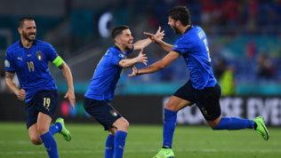 """Locatelli: """"Pizzico di follia suL gol""""   Acerbi: """"Sognare non costa"""""""