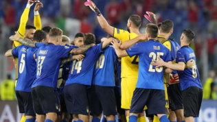 Azzurri già agli ottavi: due possibili strade verso Wembley