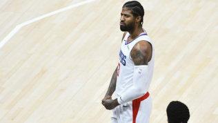 Goerge trascina L.A, crollo Sixers: Clippers e Atlanta volano sul 3-2