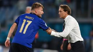 Un'Italia da 10… clean sheet: l'ultimo ko 33 mesi fa, Mancini 'vede' Pozzo