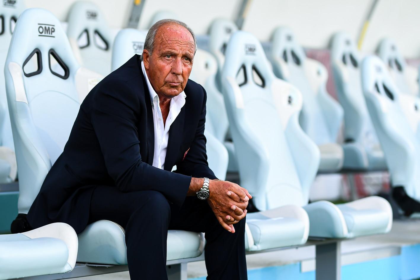 Giampiero Ventura tornò ad allenare al Chievo dopo l'esperienza da allenatore della Nazionale conclusa senza Mondiale: durò 32 giorni
