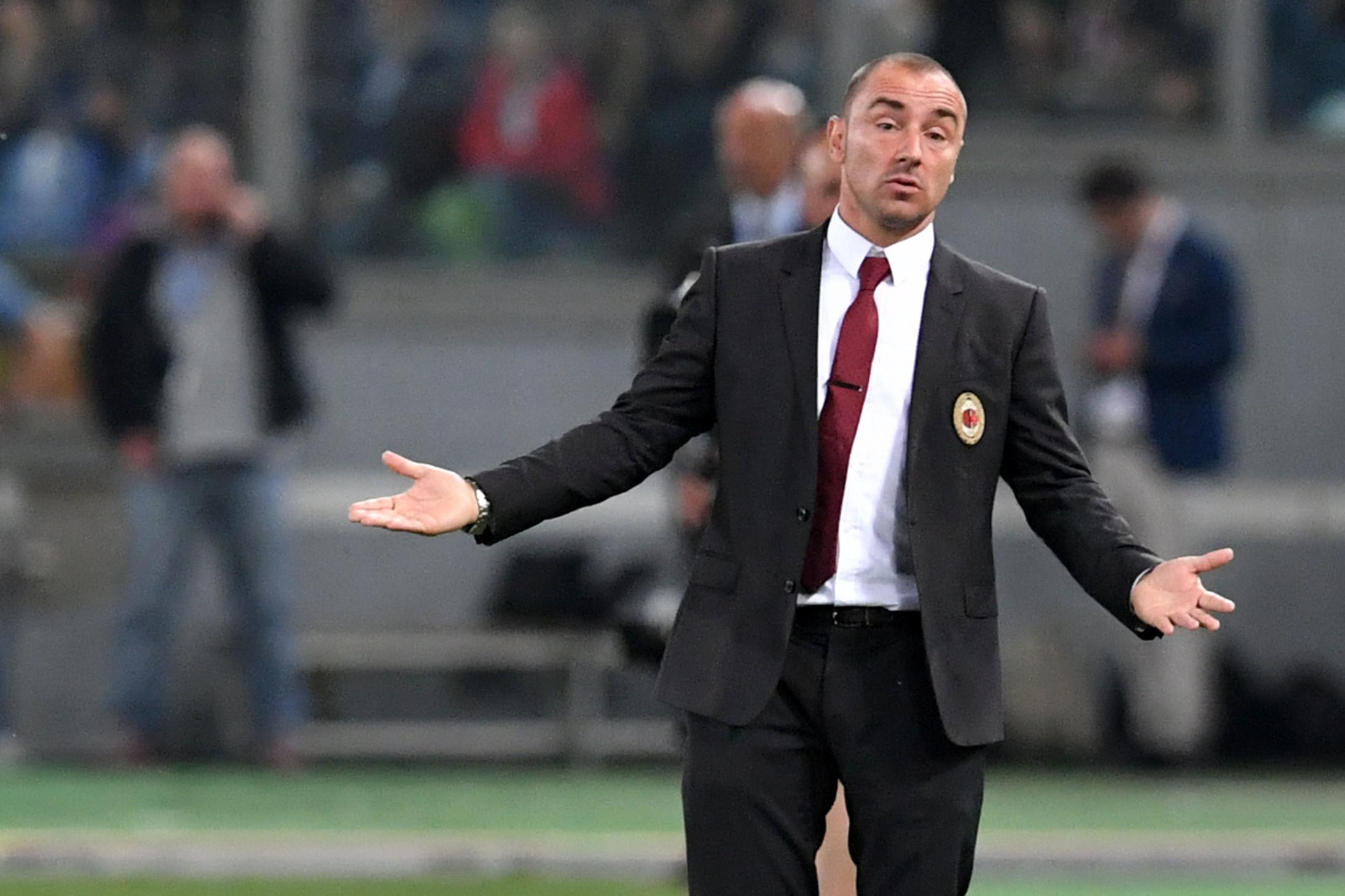 Cristian Brocchi allenò il Milan per appena 35 giorni, dall'esordio alla conclusione della stagione: è stato l'allenatore in carica per meno tempo della storia del Milan