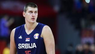 La Serbia perde la su stella:Jokic non giocheràil Preolimpico