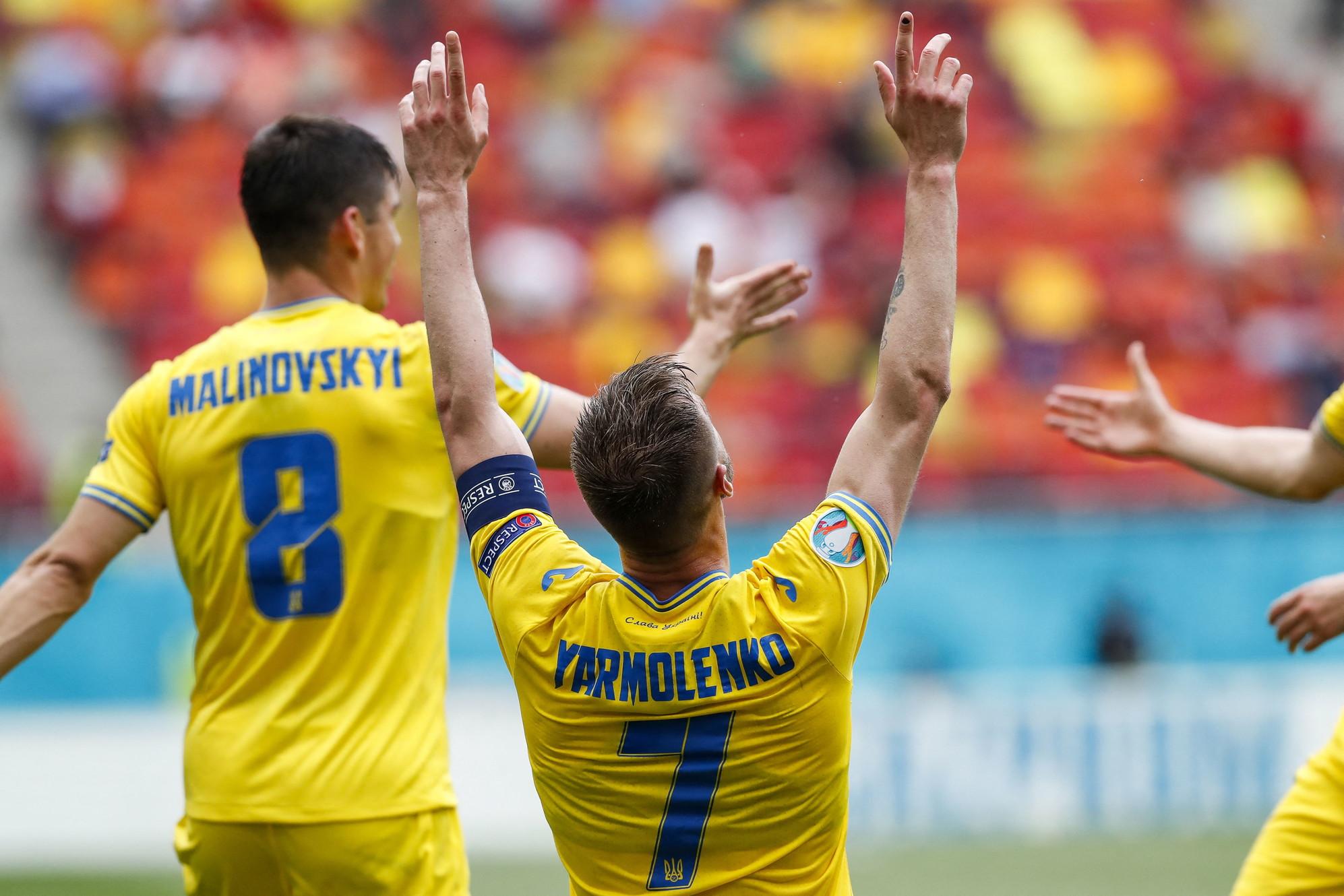 La Nazionale di Shevchenko si impone per 2-1<br /><br />
