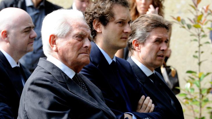"La JuvesalutaBoniperti: ""Addio,Presidentissimo. Ci hai indicato la via"""