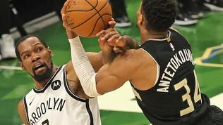 Milwaukee non si arrende: Nets stesi, gara-7 deciderà la finalista a Est