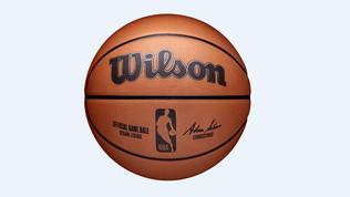 Nba, ecco il nuovo pallone per la prossima stagione