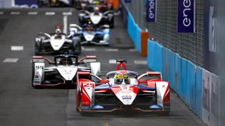 Formula E, il doppio round del Messico su Canale 20 e Sportmediaset.it