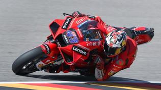 Il Sachsenring riaccoglie la MotoGP