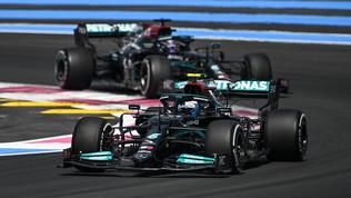 La F1 torna in Francia