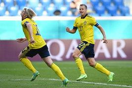 Il rigore di Forsberg avvicina gli svedesi agli ottavi