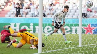 Portogallo-Germania: le foto del match