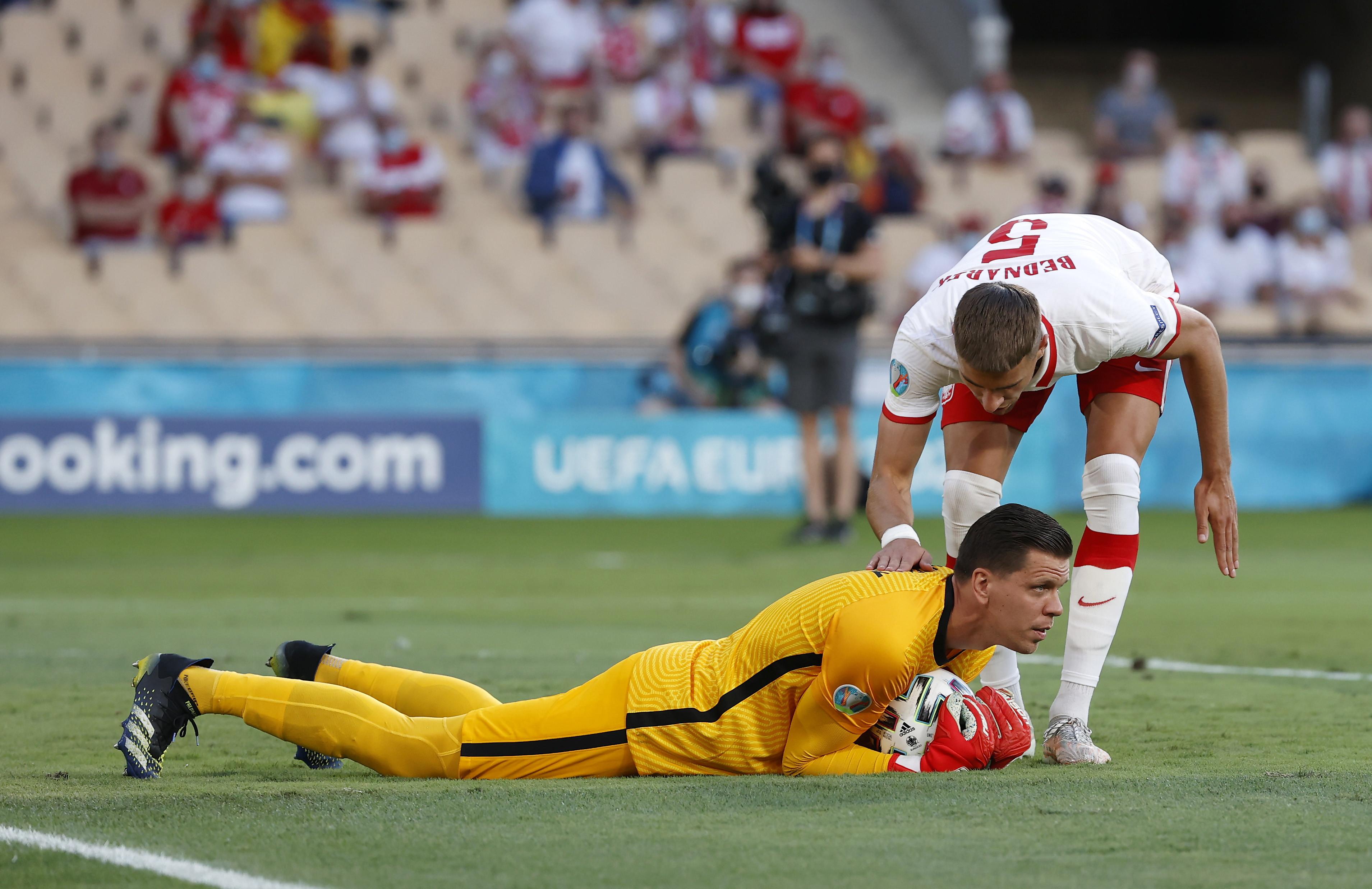 I migliori scatti di Spagna-Polonia 1-0, seconda giornata del gruppo E di Euro 2020.<br /><br />