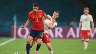 Kozlowski(17 anni e 246 giorni) è il più giovane ad aver giocato un Europeo
