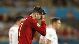 """L'amarezza di Morata: """"Aspettano il momento per buttarci tutto addosso"""""""