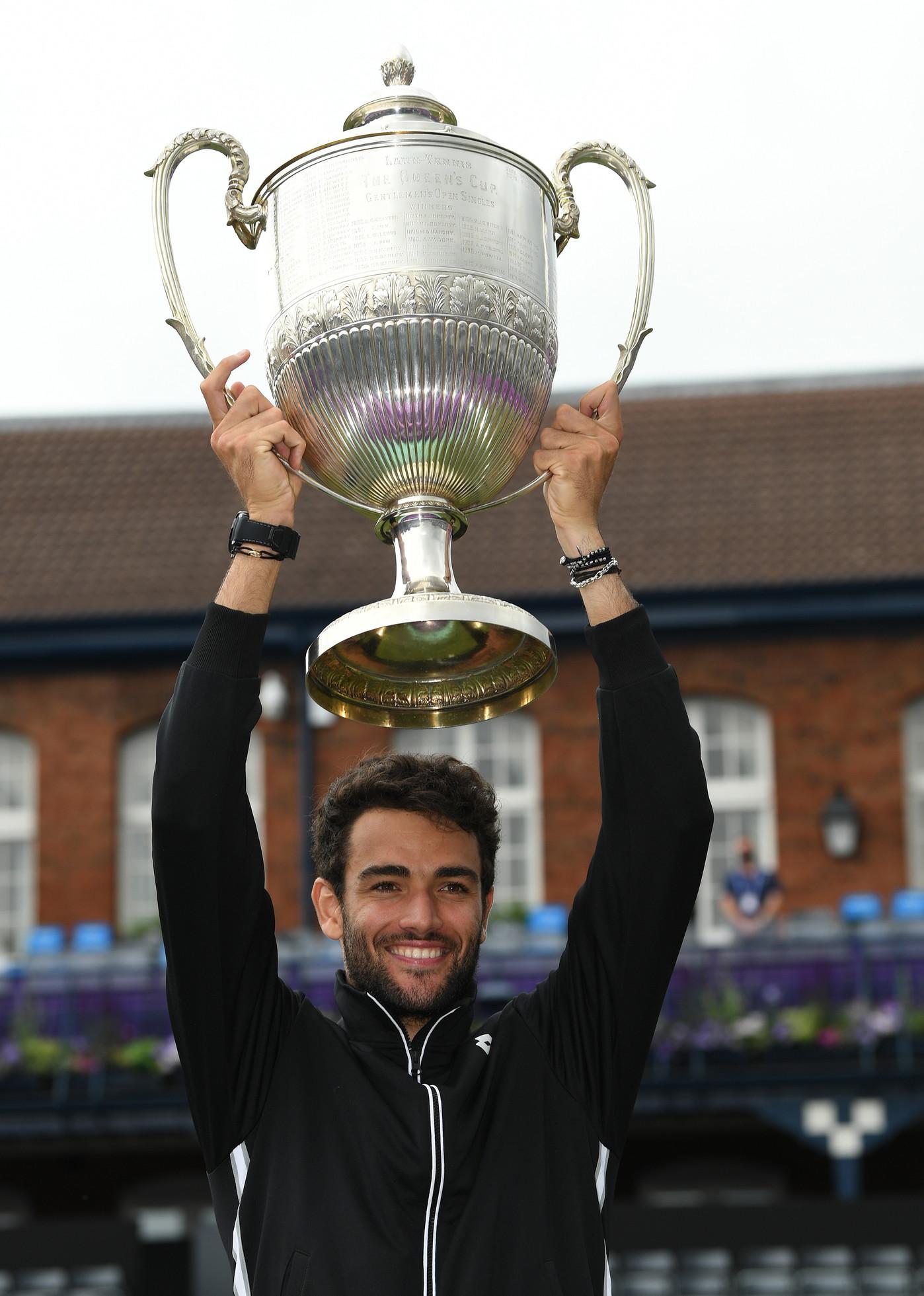 In finale il tennista romano&nbsp;ha battuto in tre set il britannico Cameron Norrie con il punteggio di 6-4, 6-7(5/7), 6-3.&nbsp;<br /><br />