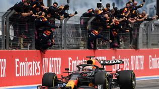 Verstappen, lezione a Hamilton a Le Castellet