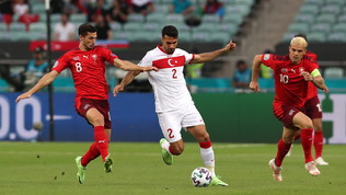 Svizzera-Turchia, le foto del match