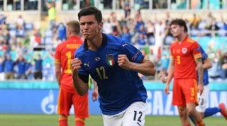 Con il Galles basta Pessina, Italia agli ottavi da prima nel girone