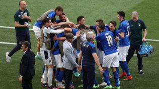 Italia in campo sabato a Wembley: Ucraina o Austria l'avversario negli ottavi