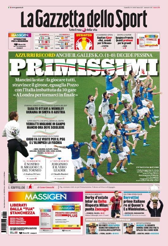 La rassegna stampa dei giornali italiani ed esteri<br /><br />